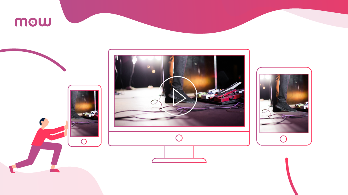 MOW Player: Next Gen HTML5 Video Player