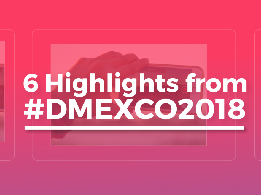 6 Highlights From DMEXCO 2018