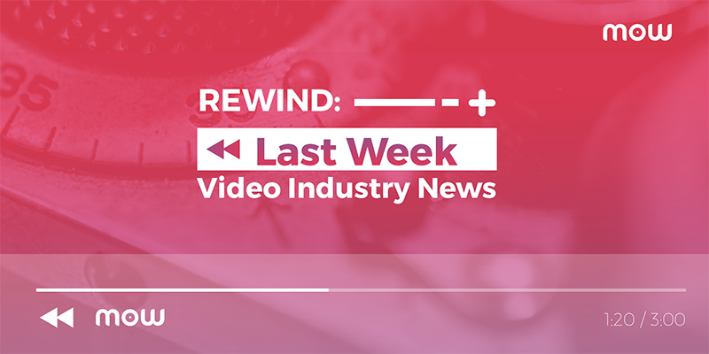 REWIND Last Weeks Video Industry News December Edition