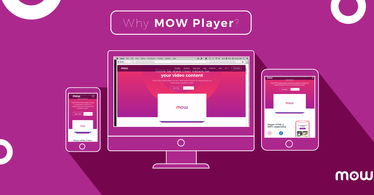 Why MOW Player?