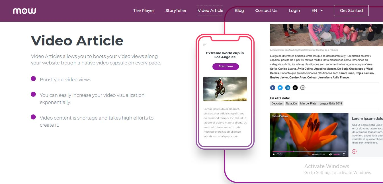 Boost Your Video Views With Our Proprietary Tech Video Articles